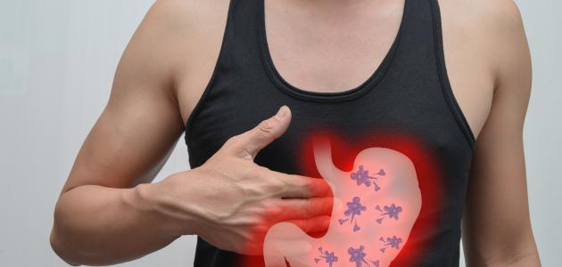صورة أسباب مرض جرثومة المعدة