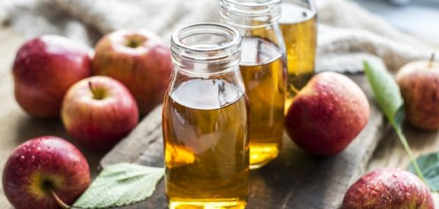 صورة كيف أستعمل خل التفاح للتنحيف