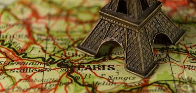 صورة كم مساحة فرنسا