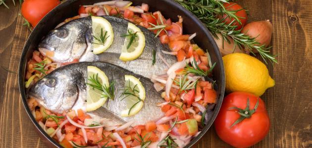 صورة طرق طبخ السمك