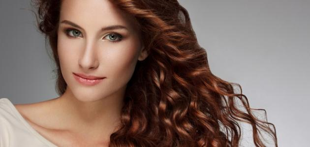 صورة كيف اختار لون شعري