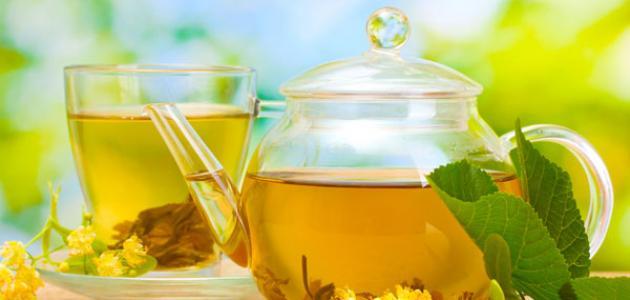 صورة فوائد الشاي الأخضر للبشرة الدهنية