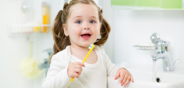 صورة كيف يمكن تنظيف الأسنان