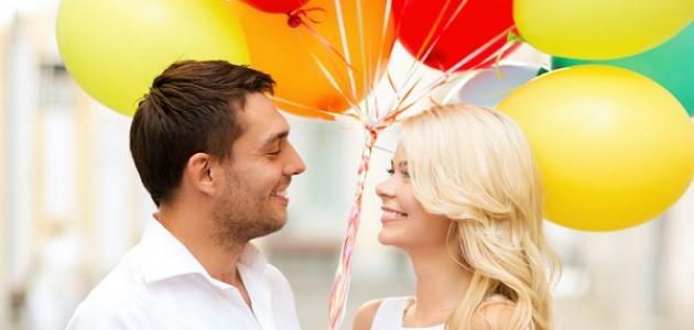 صورة الفرق بين الحب والاعجاب