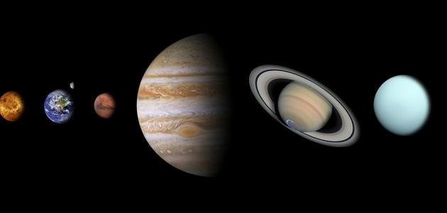 صورة ما هو أكبر كوكب