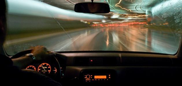 صورة كيفية قيادة سيارة الأوتوماتيك