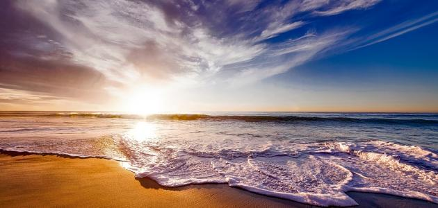 صورة عدد البحار والمحيطات في العالم