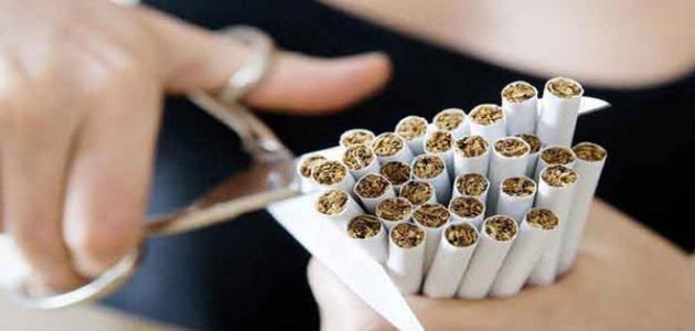 صورة فوائد ترك التدخين على البشرة