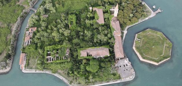 صورة جزيرة بوفيليا في إيطاليا