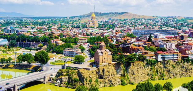 صورة مدينة تبليسي
