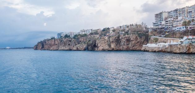 صورة أين تقع أنطاليا