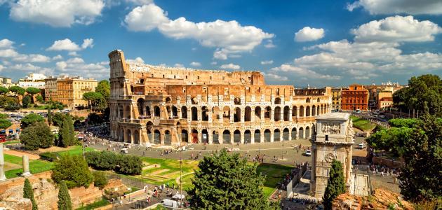 صورة ما هي عاصمة إيطاليا