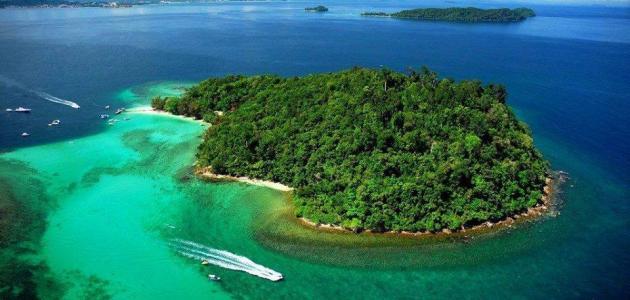 صورة شبه جزيرة الملايو