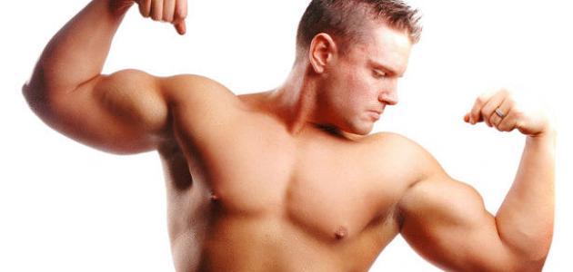 صورة كيف أكبر عضلات اليد