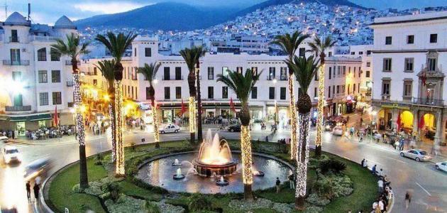 صورة مدينة تطوان في المغرب