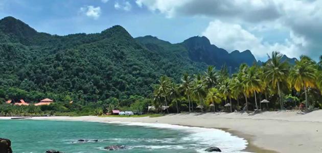 صورة جزر لنكاوي