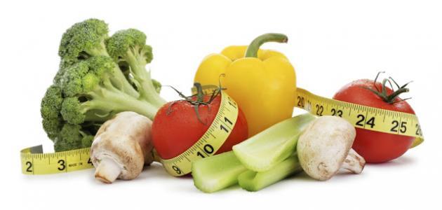 صورة أطعمة لتخفيف الوزن