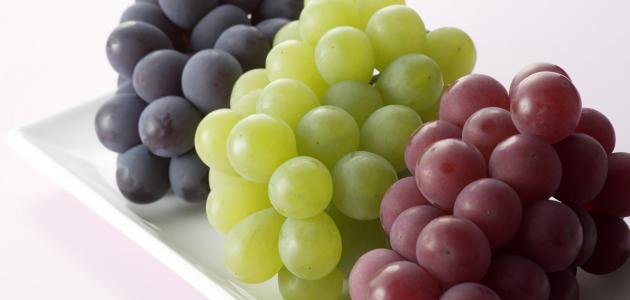 صورة فوائد العنب للحامل والجنين