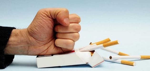 صورة ذكاء في الابتعاد عن التدخين