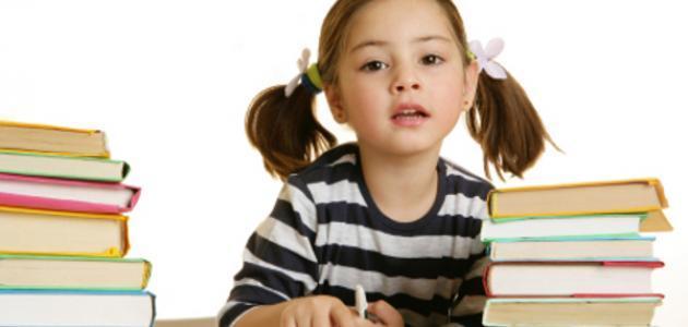 صورة مراحل النمو العقلي عند الطفل