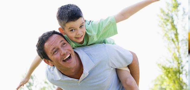 صورة كيف تكون أباً مثالياً