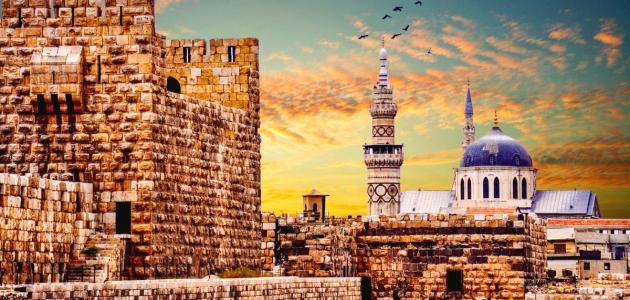 صورة ما الاسم الآخر لدمشق عاصمة سوريا