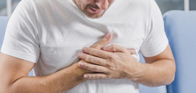 صورة أعراض التهاب غضروف القفص الصدري