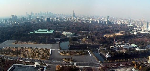 صورة أهم معالم طوكيو