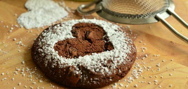 صورة كيفية صنع الكوكيز بالشوكولاتة