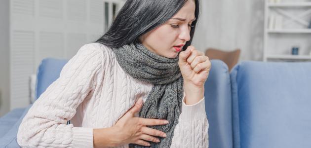 صورة أعراض حساسية الرئة