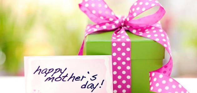 صورة أفكار هدايا عيد الأم