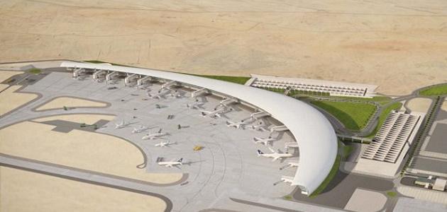 صورة أين يقع مطار أبها الجديد