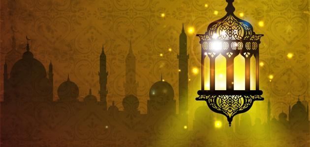 صورة شعر عن رمضان