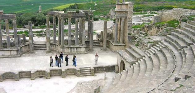 صورة معلومات عن مدينة قرطاجة