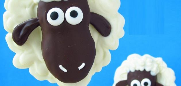 صورة طريقة عمل خروف العيد للأطفال