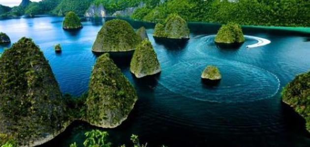 صورة أفضل الأماكن السياحية في إندونيسيا