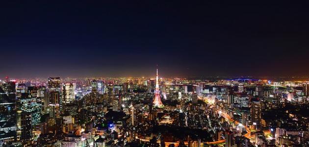 صورة أكبر مدينة بآسيا