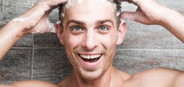 صورة مضار غسل الشعر يومياً