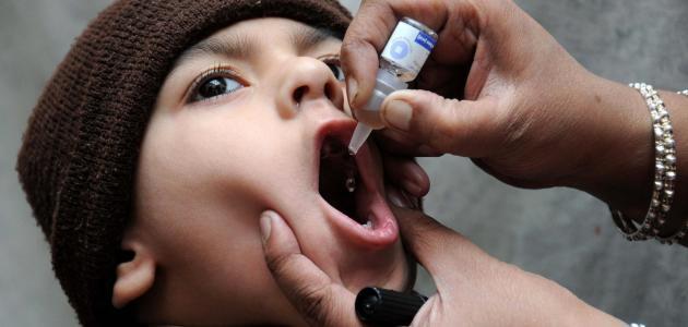صورة ما هى أعراض شلل الاطفال