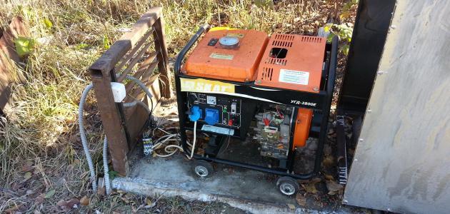 صورة طريقة عمل مولد كهرباء ذاتي