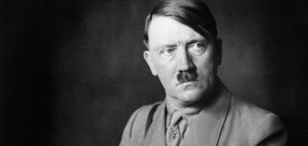 صورة قصة هتلر بالتفصيل