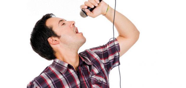 صورة كيف أحسن صوتي في الغناء