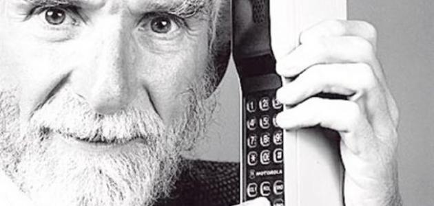 صورة متى اخترع الهاتف