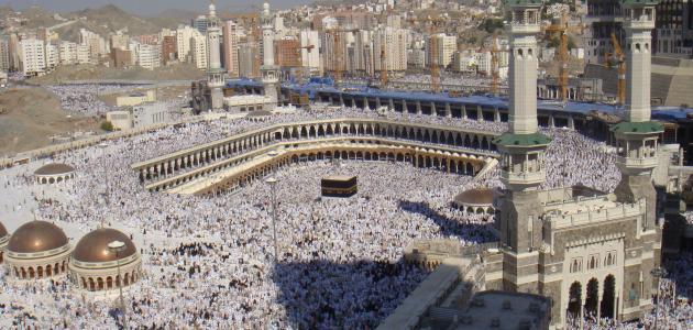 صورة كم عدد أبواب المسجد الحرام