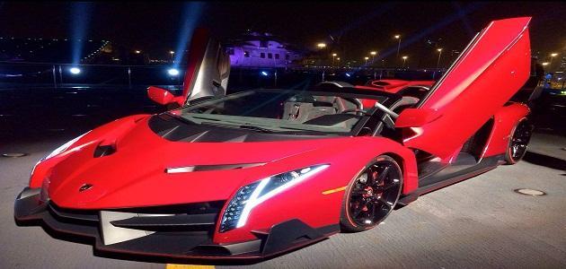 صورة افخم سيارات في العالم