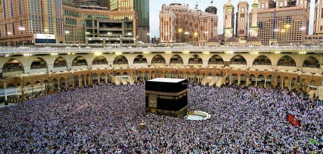 صورة من أين يحرم أهل مكة