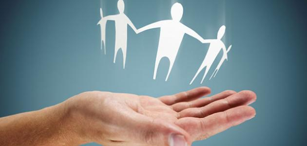 صورة مفهوم الخدمات الاجتماعية