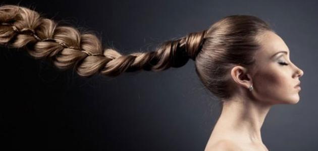 صورة طرق لزيادة نمو الشعر بسرعة