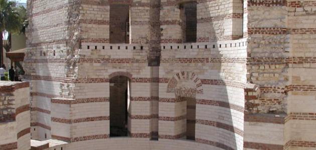 صورة أين يقع حصن بابليون
