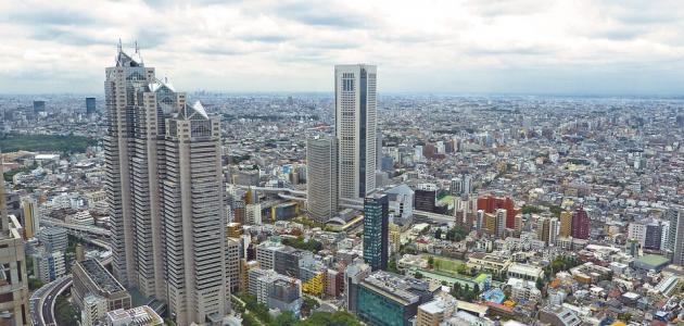 صورة مظاهر التقدم في اليابان